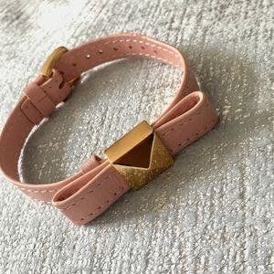 Kate Spade | Locked in Leather Bracelet